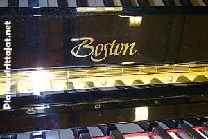 Boston-piano